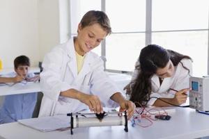 Idées pour des expériences scientifiques pour enfants