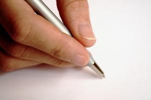 Comment écrire une référence de caractère