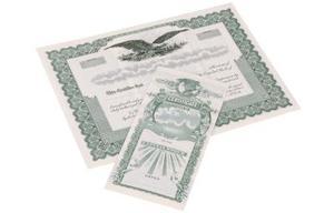 Comment pour encaisser un certificat d'actions de papier ?