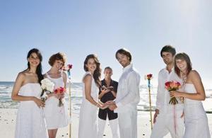 Comment s 39 habiller pour un mariage formel de plage for Comment s habiller pour un mariage d automne