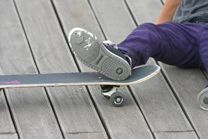 Faites vos propres chaussures de Skate