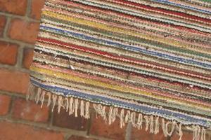 Comment lire des modèles de tapis de chiffon