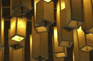 Comment faire des lustres en papier de lanternes en papier