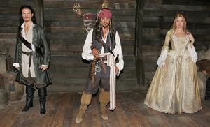 Comment faire le pantalon du Pirate Jack Sparrow