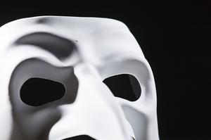 Comment faire un masque « Phantom of the Opera »
