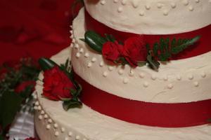 Fournitures pour faire des faux gâteaux de mariage