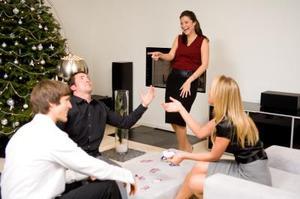Jeux amusants pour jouer le soir de Noël