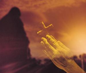Cadeaux de mains en prière