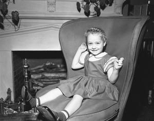 Coiffures enfants des années 1950