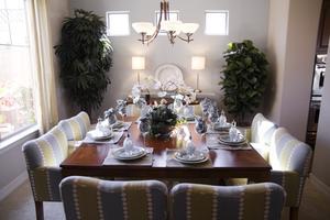 Comment d corer et peindre une salle manger - Peindre une salle a manger ...