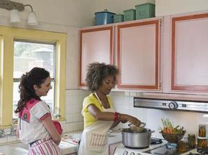 comment faire pour nettoyer la graisse d 39 un plafond de cuisine. Black Bedroom Furniture Sets. Home Design Ideas