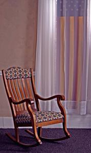 Instructions sur le rembourrage des chaises dos courbés
