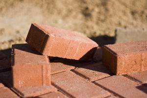 Comment construire un patio brique ronde