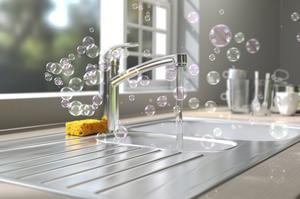 Comment monter un robinet d 39 vier de cuisine - Comment monter un robinet ...