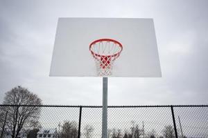 id es pour les terrains de basket de backyard. Black Bedroom Furniture Sets. Home Design Ideas