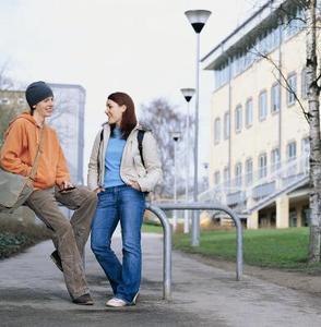 Comment porter sur une Conversasion avec une fille que vous aime