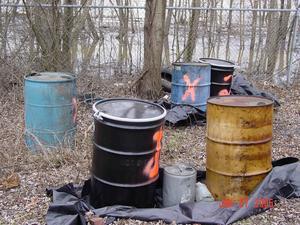 Les effets de l'élimination des déchets toxique