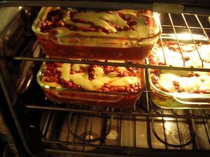 Combien de temps pour lasagne de cuire dans un four à Convection ?