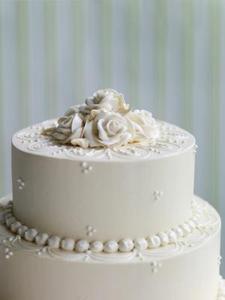 Idées de décoration de gâteau de douche de mariage gratuit