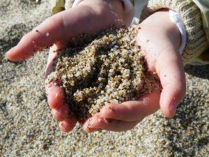 Idées de table de sable préscolaire