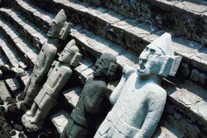 Sur les Aztèques pour enfants