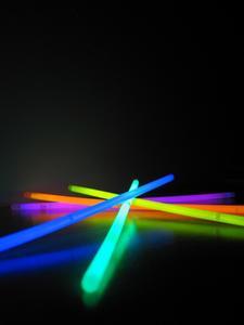 Comment faire un costume d'homme bâton glow-in-the-dark