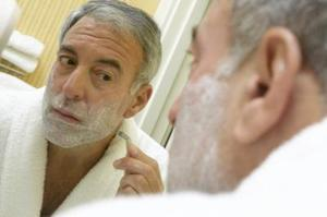 Comment faire disparaître la chair de poule de la barbe