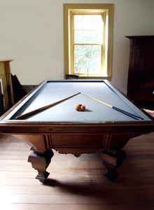 Billard alignement - Comment fabriquer une table de billard ...