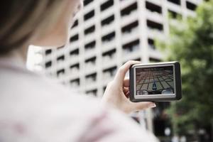 Comment faire pour transférer un Garmin Google Maps