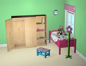 Comment décorer les chambres de garçons & filles