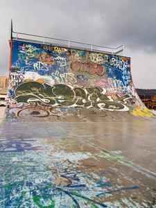 Comment construire une rampe de Skate pas cher