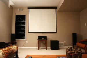 Comment choisir les couleurs de peinture pour un Home-cinéma