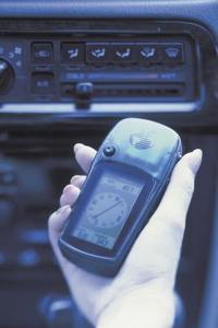 Comment suivre la Route de quelqu'un sur GPS