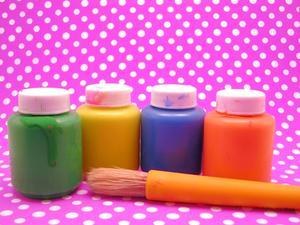 Artisanat pour enfants faire sortir les assiettes en papier