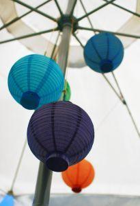 Comment faire un pompon de papier pour lanternes