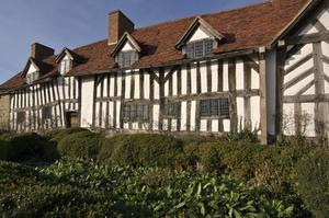 Comment faire une maison Tudor modèle en carton