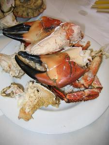 Comment faire pour supprimer des pinces de crabe de Pierre