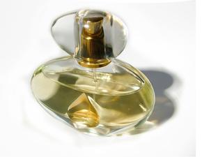 Semblable à l'ange de parfums