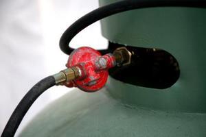 Comment régler un régulateur de gaz sur un fumeur