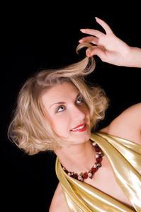 Comment faire pour blanchir les cheveux avec des produits chimiques naturels