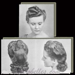 Comment créer des cheveux ondulés des années 1940