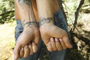Comment faire votre propre lettrage pour tatouages