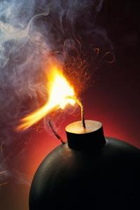 Comment faire des boules de fumée pour feu d'artifice