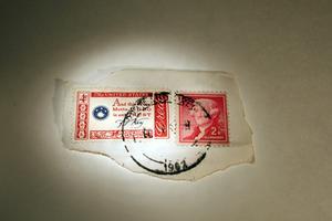 Comment faire pour restaurer des timbres-poste
