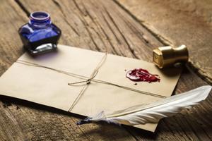 Comment faire votre propre cire enveloppe à sceller