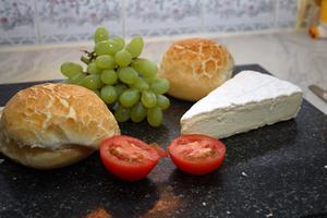 Comment faire pour la tranche de fromage Brie