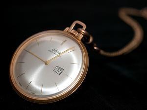 La façon de porter une montre de poche