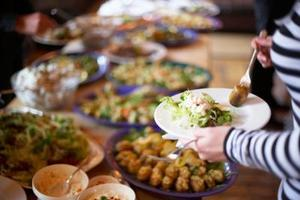 Comment faire pour garder les aliments Buffet froid